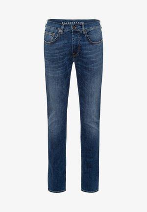 JOHN - Slim fit jeans - light blue