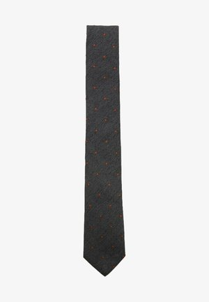 Tie - dark grey
