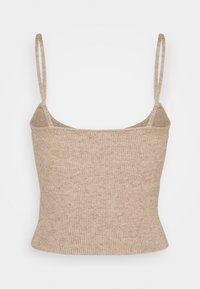 Nly by Nelly - OFF TOPIC - Top - beige - 1