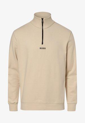 ZAPPER - Sweatshirt - beige