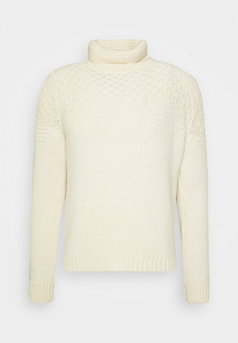 Wool & Co - ROLLI - Jumper - white