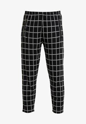 PARISSI - Trousers - cement