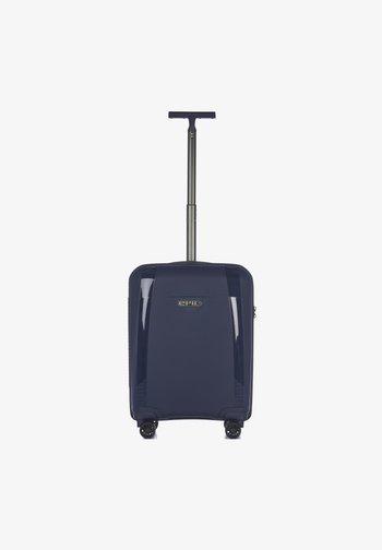 Wheeled suitcase - navyblazer
