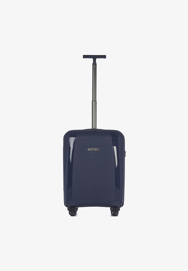 Wheeled suitcase - navyblazer