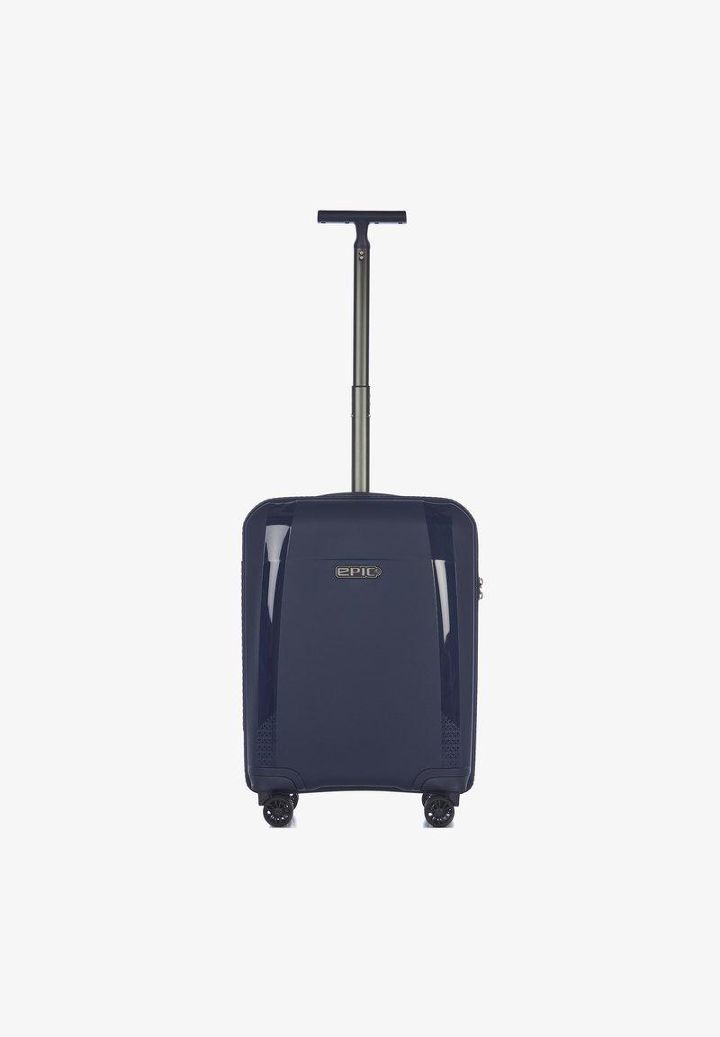 Epic - Wheeled suitcase - navyblazer