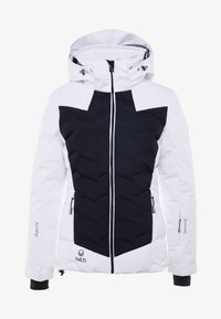 Halti - TIEVA JACKET - Lyžařská bunda - white - 8