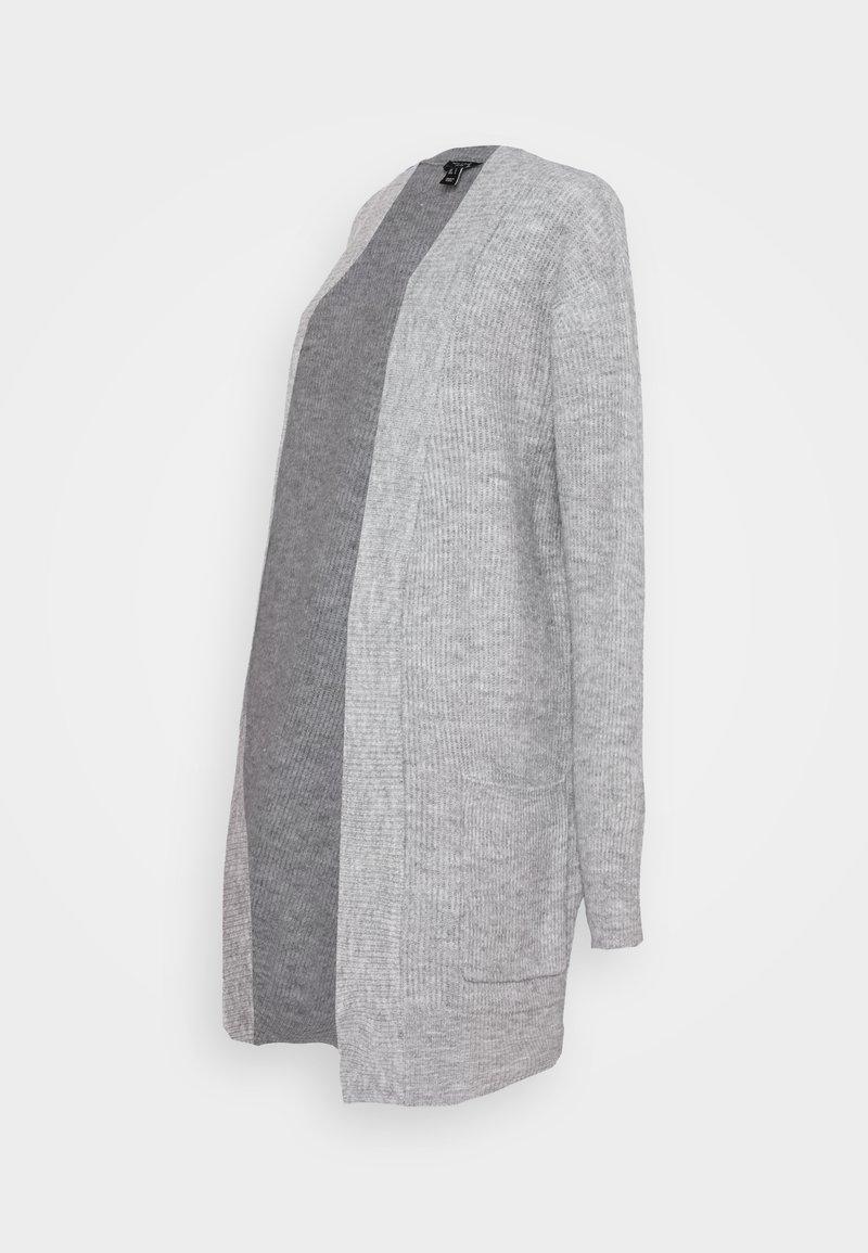New Look Curves - CARDIGAN - Cardigan - light grey