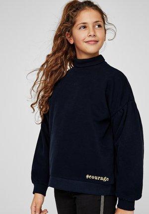 ROLLKRAGEN - Sweatshirt - dark blue