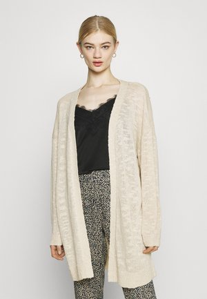 VIPOCA OPEN - Cardigan - birch