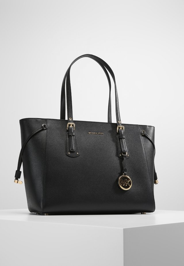 VOYAGER  - Shopping bag - black