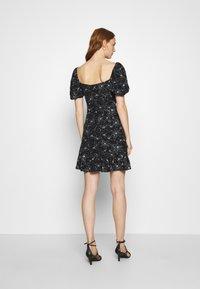 Mavi - PRINTED DRESS - Sukienka letnia - black - 2
