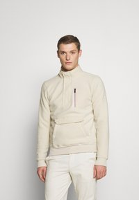 Petrol Industries - Fleece jumper - antik white - 0