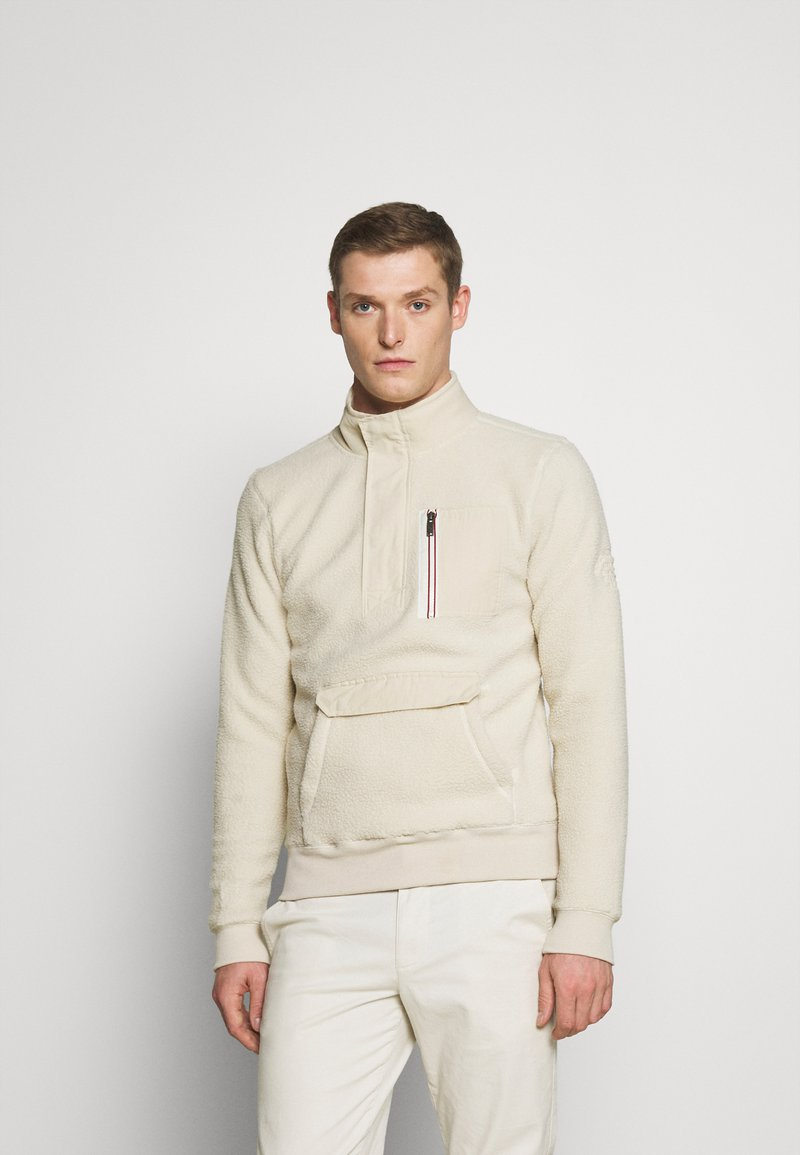 Petrol Industries - Fleece jumper - antik white