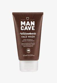 Man Cave - WILLOWBARK FACE WASH 125ML - Oczyszczanie twarzy - - - 0