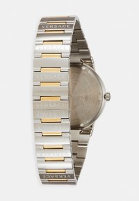 Versace Watches - GRECA LOGO - Zegarek - silver-coloured - 1