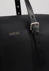 Guess - DAN - Weekend bag - black - 2