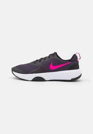 CITY REP TR - Gym- & träningskor - black/hyper pink/cave purple/lilac/white