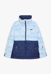 Ziener - ALULA JUNIOR - Ski jacket - blue mountain - 0