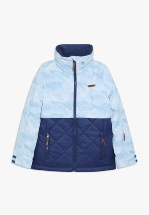 ALULA JUNIOR - Ski jacket - blue mountain
