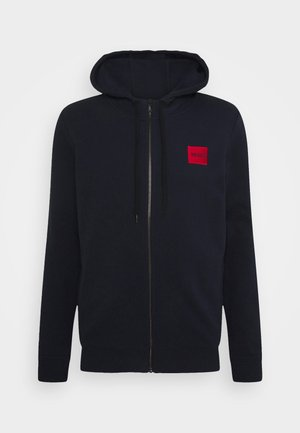 DAPLE - Sweatjacke - dark blue