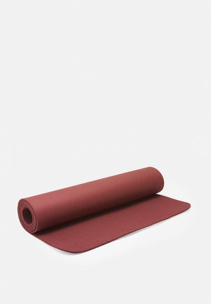 ECO MAT - Fitness / Yoga - falu red