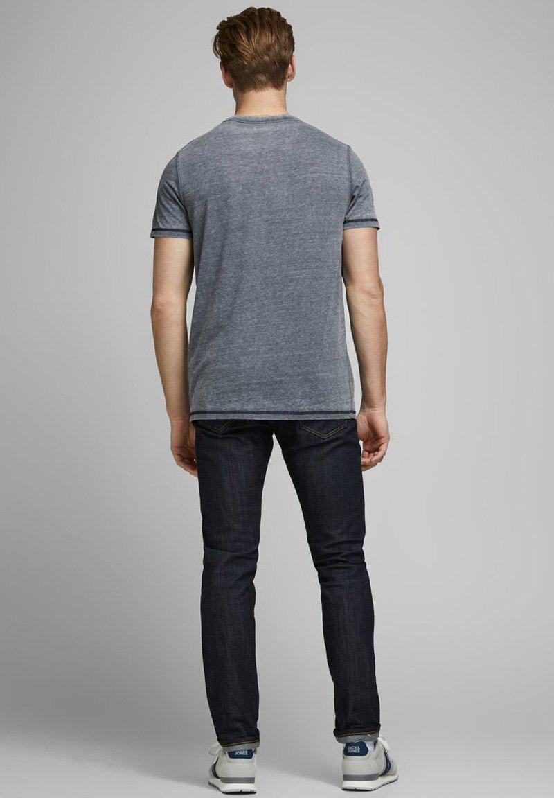 Jack & Jones Print T-shirt - sky captain KogwY