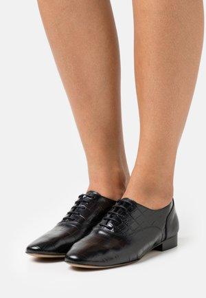 VIANI - Šněrovací boty - noir