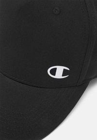 Champion - BASEBALL UNISEX - Cap - black - 4