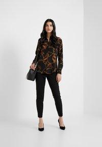 Lauren Ralph Lauren - Camisa - black/multi - 1