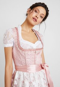 Krüger Dirndl - Oktoberfestklær - rose - 3