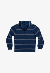 Quiksilver - HOOD - Sweatshirt - blue - 3