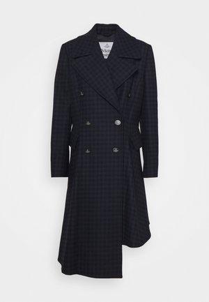 NUTMEG COAT - Classic coat - navy/black