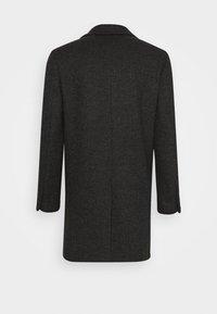 Antony Morato - LONG COAT - Classic coat - dark grey melange - 1