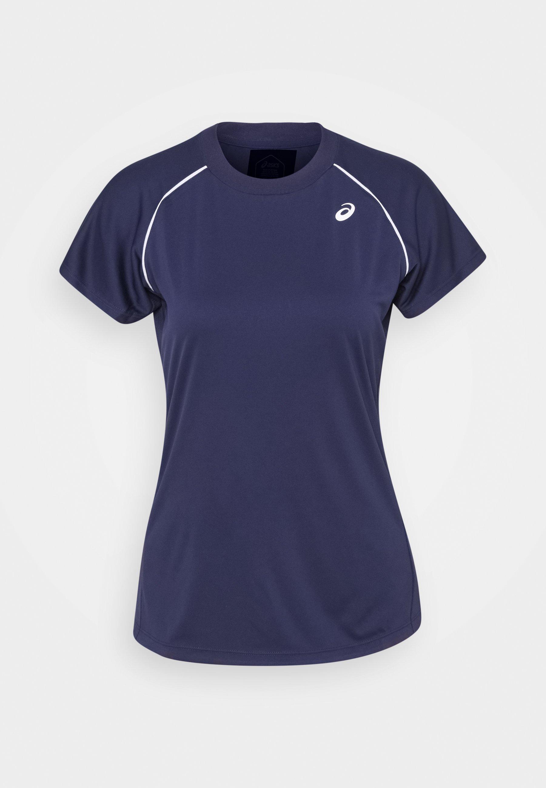 Damen COURT PIPING - T-Shirt print