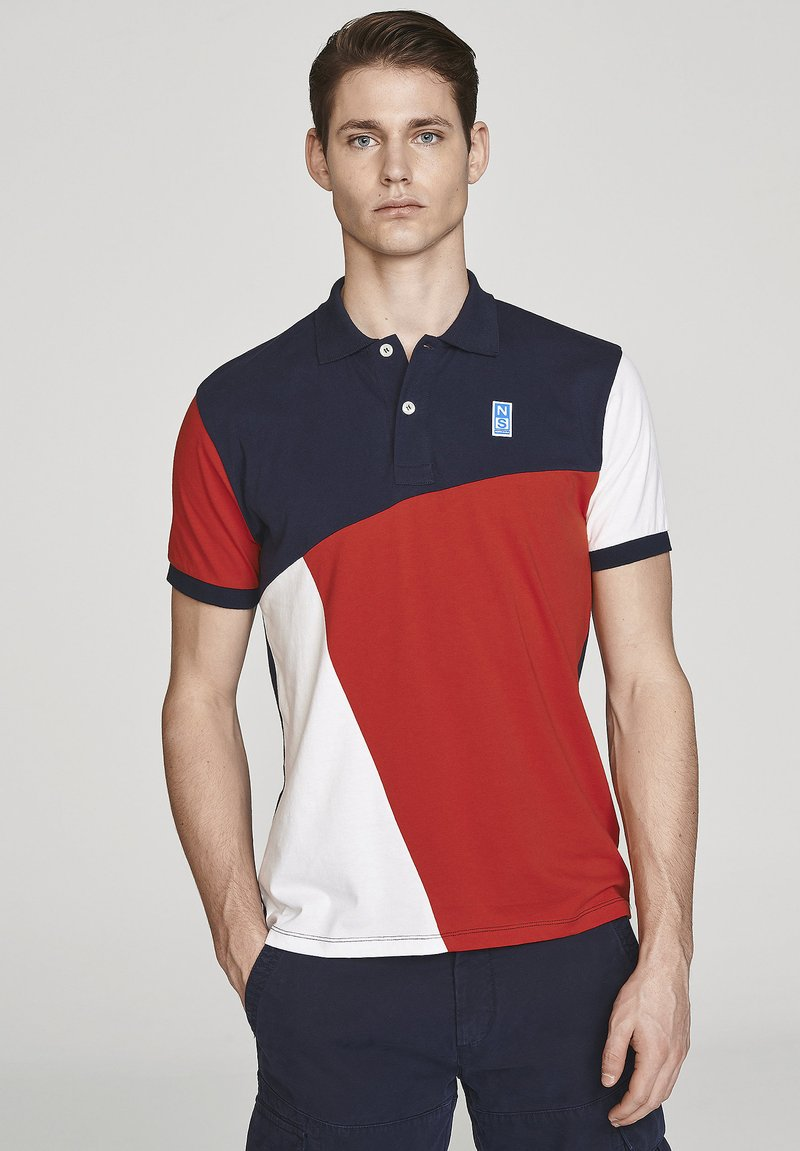 North Sails - Polo - red