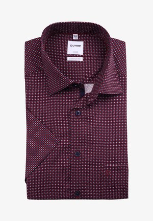 COMFORT FIT  - Shirt - dark red