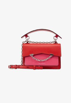 SEVEN SHOULDERBAG - Håndtasker - fuchsia