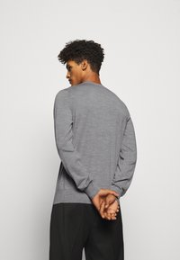 Theory - CREW NECK - Pullover - grey - 2
