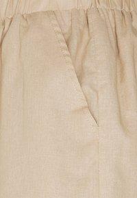 NA-KD - ELASTIC WAIST - Shorts - beige - 2