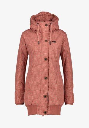 ABBYAK - Winter coat - mahagonium
