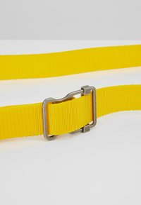 YOURTURN - Belt - yellow - 5