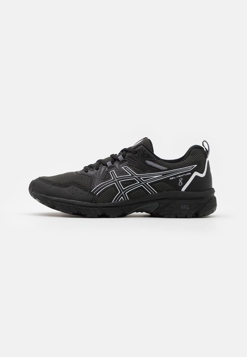 ASICS - GEL VENTURE 8 - Chaussures de running - black/white