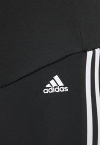 adidas Performance - Punčochy - black/white - 2