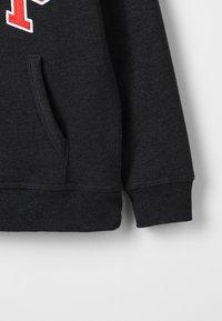 GAP - BOYS ACTIVE ARCH  - Bluza z kapturem - charcoal grey - 2