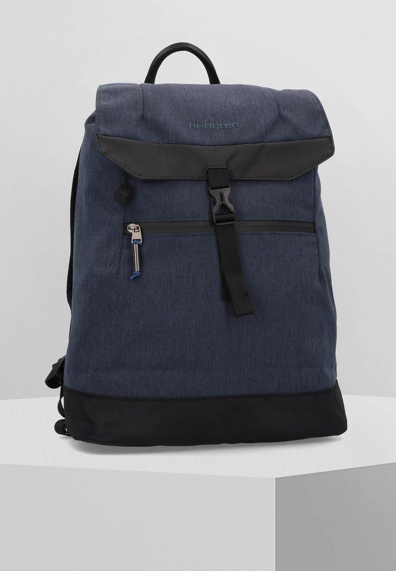 Hedgren - OUTPOST - Sac à dos - dark blue
