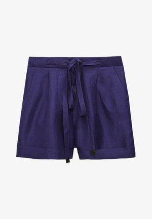 Short - dark purple