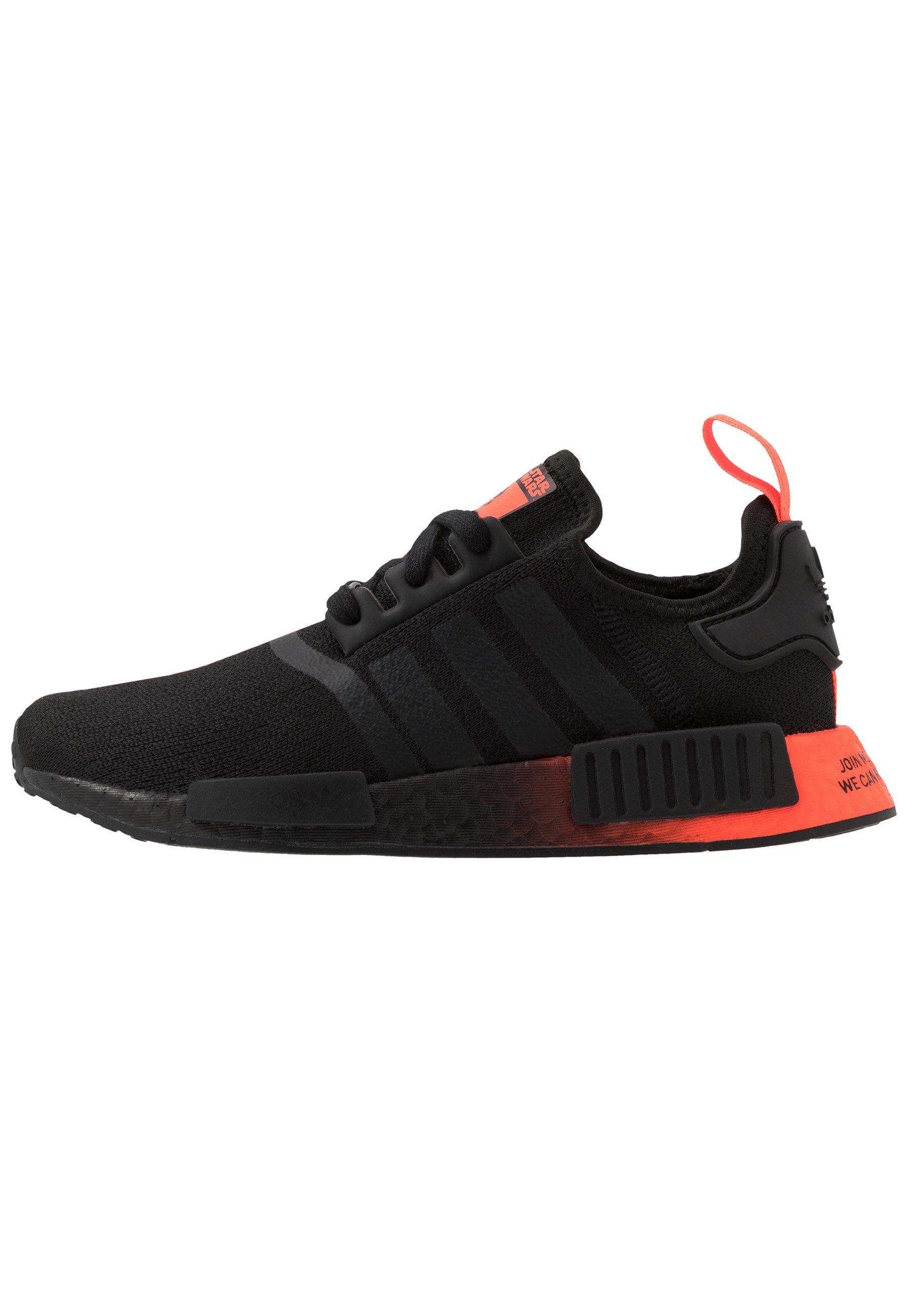 NMD_R1 STAR WARS Sneaker low core blacksolar red