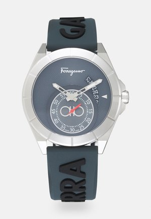 UNISEX - Chronograph watch - steel blue