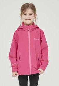 ZIGZAG - Outdoor jacket - 4072 pink peacock - 0