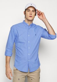 Polo Ralph Lauren - LONG SLEEVE SPORT SHIRT - Shirt - harbor island blu - 3